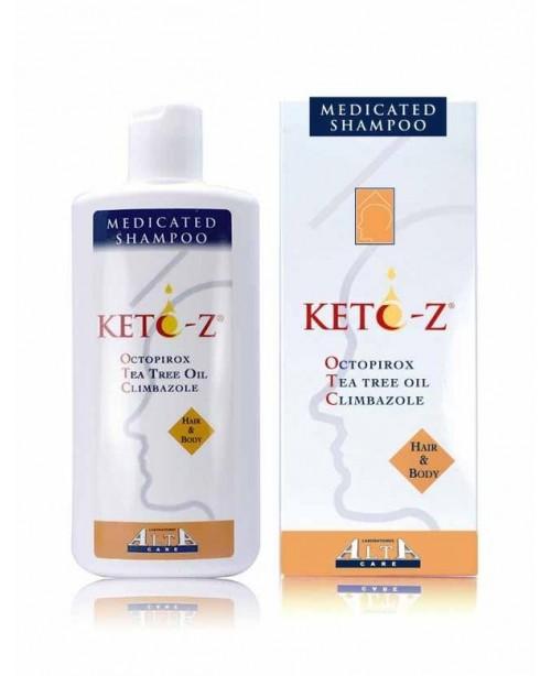 KETO-Z O.T.C. šampūnas