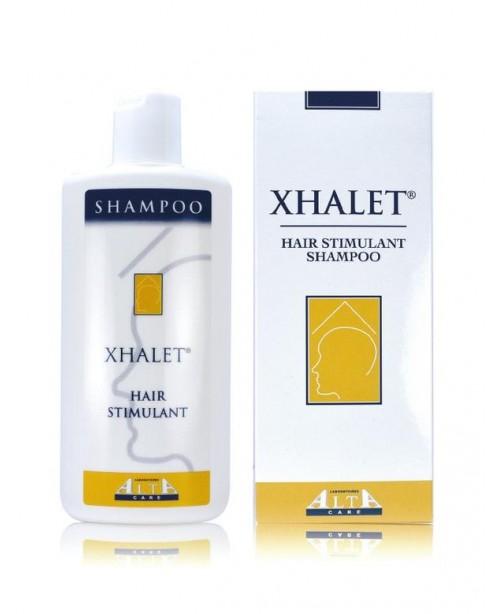 XHALET plaukus stimuliuojantis šampūnas