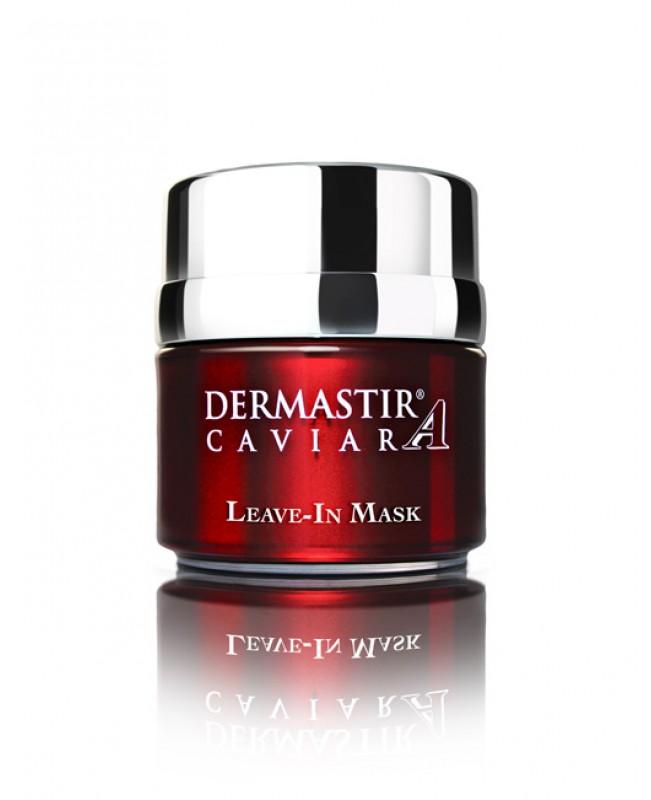 """""""Dermastir Luxury – Leave-In Face Mask"""" - nenuplaunama veido kaukė"""