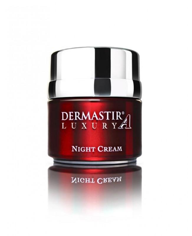 Dermastir Night Cream - naktinis kremas