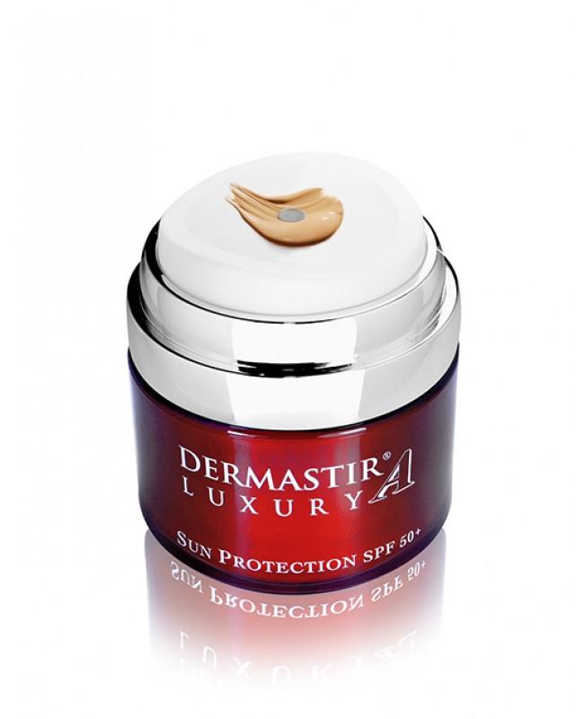 Dermastir Luxury - apsauga nuo saulės SPF50 + White